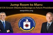 Teleportace na Mars – Připravovalo CIA Obamu a Basiaga na budoucí prezidentství?