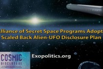 Aliance tajných vesmírných programů přijímá plán na osekání odhalení UFO