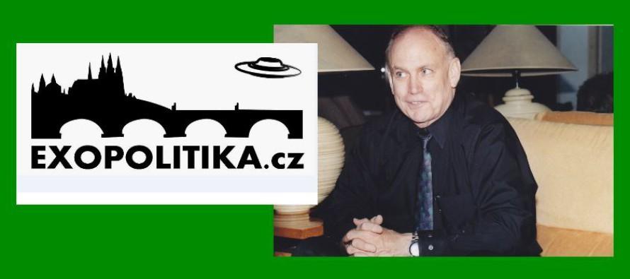 Stephen Bassett a jemu adresované otázky České exopolitiky