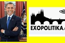 Obama prý do konce roku 2016 řekne světu o existenci mimozemšťanů – podle Stephena Bassetta; plus Turci a UFO