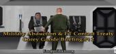 Vojenský únos a vzájemná úmluva mimozemských civilizací o kontaktu s lidstvem – druhá část informací z brífinku s Coreym Goodem