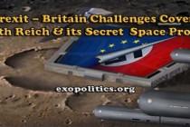 Brexit – Británie vyzývá skrytou Čtvrtou říši a její tajný vesmírný program – Původ EU