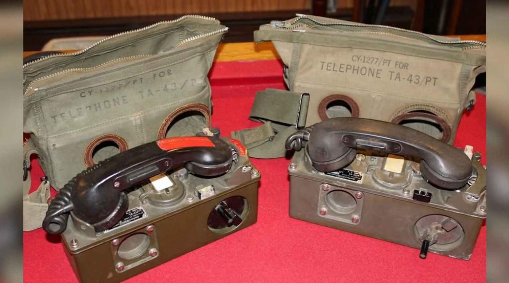 field-phones