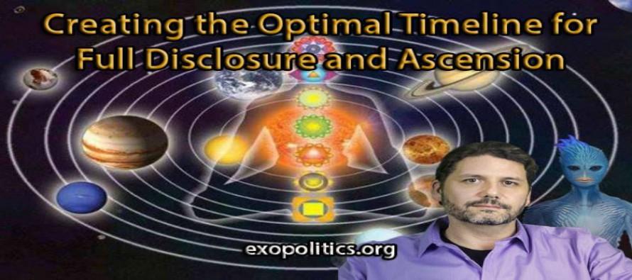 Vytvořit optimální dobu pro úplné Odhalení a Událost Vzestupu