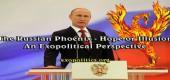 Ruský Fénix – naděje, nebo iluze – exopolitická perspektiva; bohové a polobohové ovládající Zemi