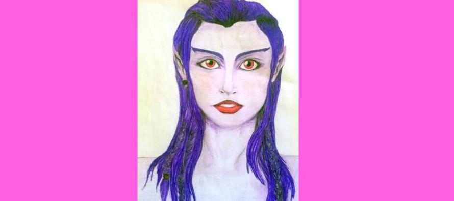 Dívka tvrdí, že se od dětství setkává s mimozemšťany – HVĚZDNÉ SÍMĚ Z AUSTRÁLIE