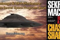 Tom DeLonge & odhalení UFO: rozhoupání loďky tajných vesmírných programů – 1. část – Nordici, Drakoniáni, nacisté