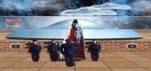 Mezinárodní protokol pro vědce; OSN a mimozemšťané; M. W. Cooper; přiznání pracovníka NASA; Rusko v kontaktu s jinou civilizací než USA