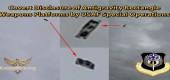 Zvláštní operace letectva USA a skryté odhalování jejich antigravitačních obdélníkových zbraňových platforem