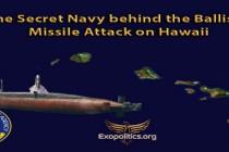 Útok balistickou střelou na Havaj – neznámé námořnictvo; Izrael, Čína, CIA