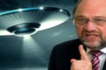 Martin Schulz za SPD Německo chtěl v případě zvolení za kancléře otevřít akta UFO SRN
