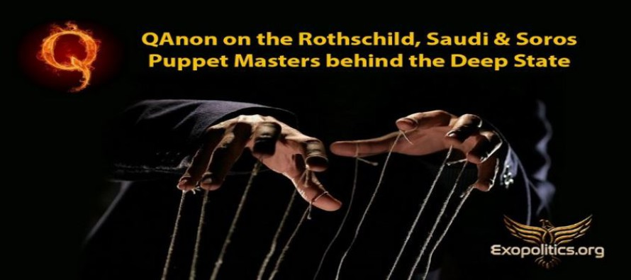 QAnon o loutkářích Rothschildech, Saúdech a Sorosovi – zákulisí tajné vlády Deep State