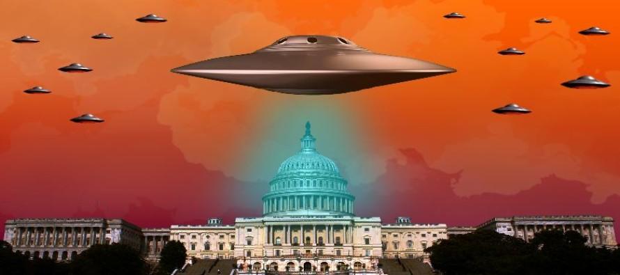 Rýsuje se zřejmě slyšení o UFO před Kongresem USA 2018 – podpořeno některými politiky – deníky v USA píší opatrně o UFO