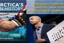 Zásah Amazonu vedl k novému obalu pro knihu Antarctica's Hidden History (Skrytá historie Antarktidy) – zakladatel Amazonu a Němci usídlení na Antarktidě – Čtvrtá říše
