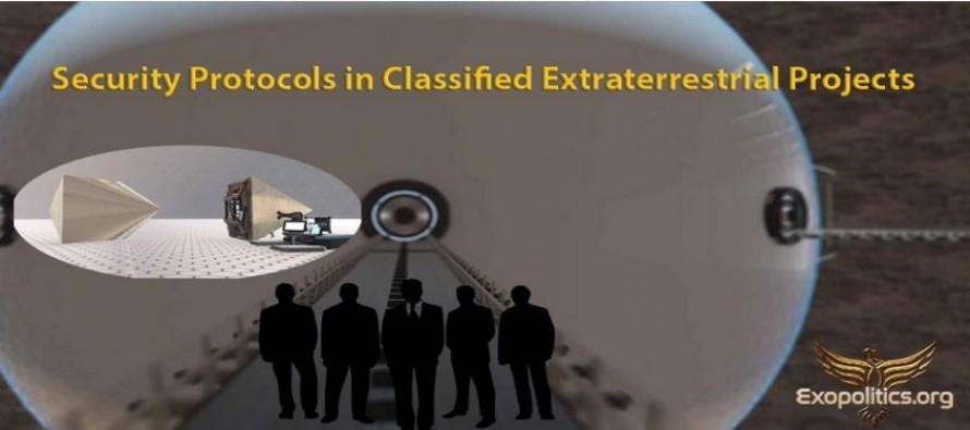 Bezpečnostní protokoly v tajných mimozemských projektech – informátor Emery Smith – součást schváleného procesu Odhalení?