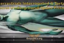 Mimozemšťané vyslýcháni a mučeni v tajných podzemních anebo vesmírných vězeních – informátoři Emery Smith a Corey Goode