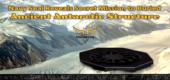 Námořnictvo USA odhaluje tajnou misi k pradávné pohřbené struktuře na Antarktidě