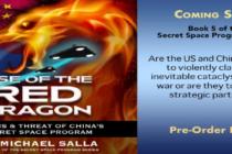 VZESTUP ČERVENÉHO DRAKA – původ a hrozba čínského tajného vesmírného programu – kniha dr. Sally 2020