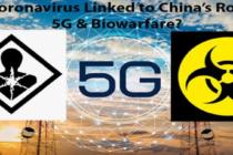 Je koronavirus spojen s uvedením na trh sítě 5G v Číně a je to biologická zbraň?