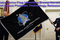 Další informace o Vesmírných silách USA – předzvěst zveřejnění nových technologií. Vesmírné programy Ruska a Číny