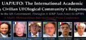 """Mezinárodní tisková konference """"Ufologové reagují na Pentagon"""" – GARPAN a LUX MEDIA – 21. srpna 2021 – PAŘÍŽ-BUENOS AIRES-MONTREAL-VANCOUVER-BARCELONA aj."""