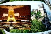 """Enkláva San Marino by se mohla stát """"Ženevou UFO"""" a hostitelskou zemí pro světovou konferenci věnovanou studiu neidentifikovaných vzdušných jevů (UAP), kterou podpoří OSN"""